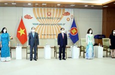 ASEAN Family Day 2021 held virtually in Hanoi