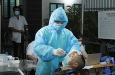 Vietnam records additional 9,690 COVID-19 cases on August 8