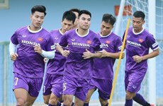 National team vow to do their best at World Cup Asian qualifiers' final round