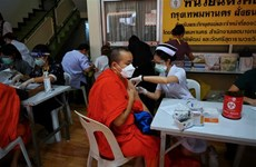 Thailand speeds up vaccinations for target groups