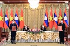 Vietnamese, Lao provinces seek to deepen cooperative ties