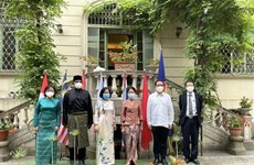 ASEAN's 54th founding anniversary marked in Italy