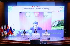 HCM City's official attends meeting of North East Asia regional governments