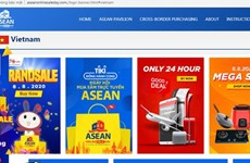 E-commerce brings more momentum for economic recovery in Southeast Asia
