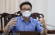 Deputy PM: southern localities expand coronavirus-free zones