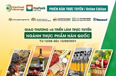 Online trade events to be held to connect VN, RoK firms