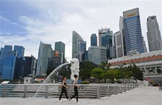 Singapore economy expands nearly 15 percent in Q2