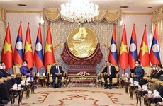 Deputy Foreign Minister: President's Laos visit a success