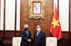 Vietnam always active member of UN: President