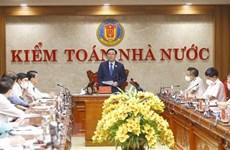 Top legislator urges State audit office to raise operational efficiency