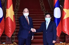 Lao official commends new mindset in bilateral cooperation proposed by Vietnamese President