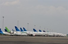Indonesia's aviation industry struggles as the pandemic continues