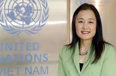 UNFPA Representative in Vietnam highlights youth's role in achieving sustainable development goals