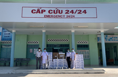 Young entrepreneurs' association donates ventilators to COVID-19 affected localities