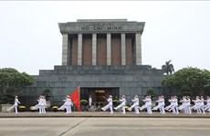President Ho Chi Minh Mausoleum: sacred space of Vietnamese nation