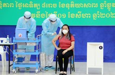 Numbers of new COVID-19 cases in Laos, Cambodia stay high