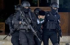 Indonesia arrests 37 terror suspects