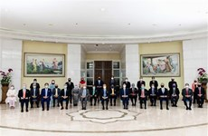 Malaysian Prime Minister and cabinet resign