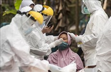 Indonesian government vows to secure COVID-19 vaccine, treatment drug supplies