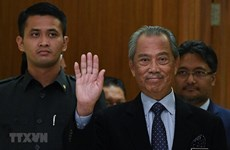 Malaysian PM appointed as interim premier after resignation