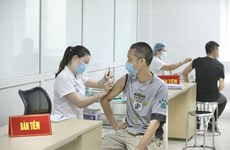 Ministry supports expanding areas for third-phase trials of Nanocovax