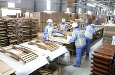 Vietnam's wood product export to France, Europe has good prospect