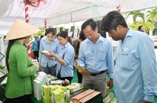 Ben Tre earmarks over 2.19 million USD for trade promotion activities