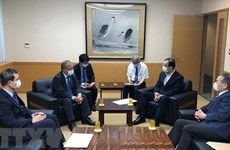 Japanese Communist Party's chief hails Vietnam's concerted efforts against COVID-19