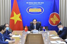 Vietnam committed to supporting Myanmar: Foreign Minister