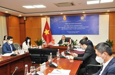 Vietnam, Egypt seek to beef up trade ties