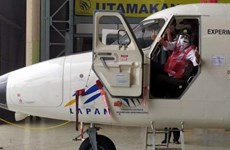 Indonesia boosts electric-powered aircraft development