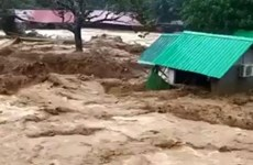 Flash floods in Malaysia leave seven dead and missing