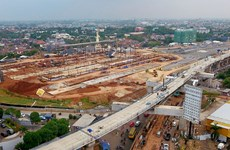 Indonesia to earmark 26.7 billion USD from state budget for infrastructure development