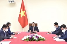 AstraZeneca pledges to deliver more vaccines to Vietnam