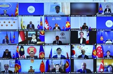 ASEAN and partners pledge nearly 8 million USD in humanitarian aid to Myanmar