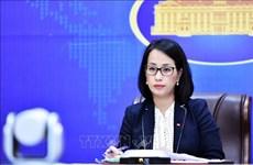 Deputy spokeswoman clarifies issues of public interest