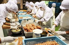 Vietnamese products to be promoted in Singapore