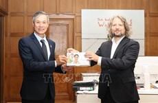 Berlin grants 30,000 COVID-19 quick test kits to Vietnam