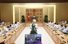 Prime Minister, southern localities discuss COVID-19 fight