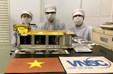Vietnamese-made NanoDragon satellite scheduled to be launched on October 1