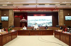 Hanoi to extend social distancing measures