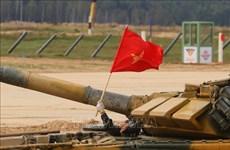 Army Games 2021 kicks off