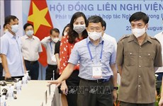 Preparation for Vietnam's attendance at 42nd AIPA General Assembly inspected