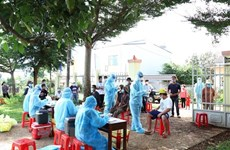 Vietnam logs additional 10,280 COVID-19 cases