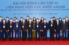 President Nguyen Xuan Phuc sends welcoming remarks to AIPA-42 General Assembly