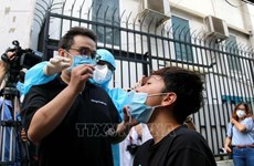 HCM City residents given guide for COVID-19 self-testing at home