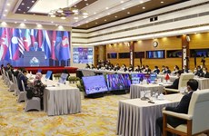 Singapore Speaker of Parliament affirms AIPA's role in supporting ASEAN Community