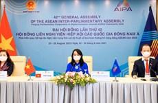 AIPA committee talks enhancement of enterprises' capacity, economic integration