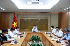 Meeting discusses COVID-19 vaccine diplomacy
