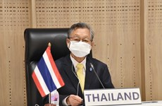 Thailand underscores AIPA's role in applying digital technologies